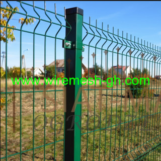 Wire Mesh Fence Factory