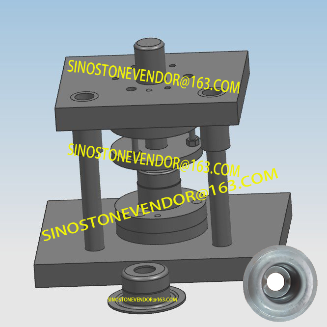 Conveyor Roller Bearing Housing Production Line