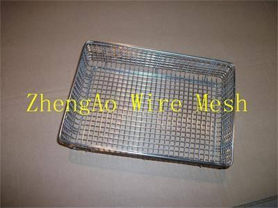 manufacturer of metal baskets