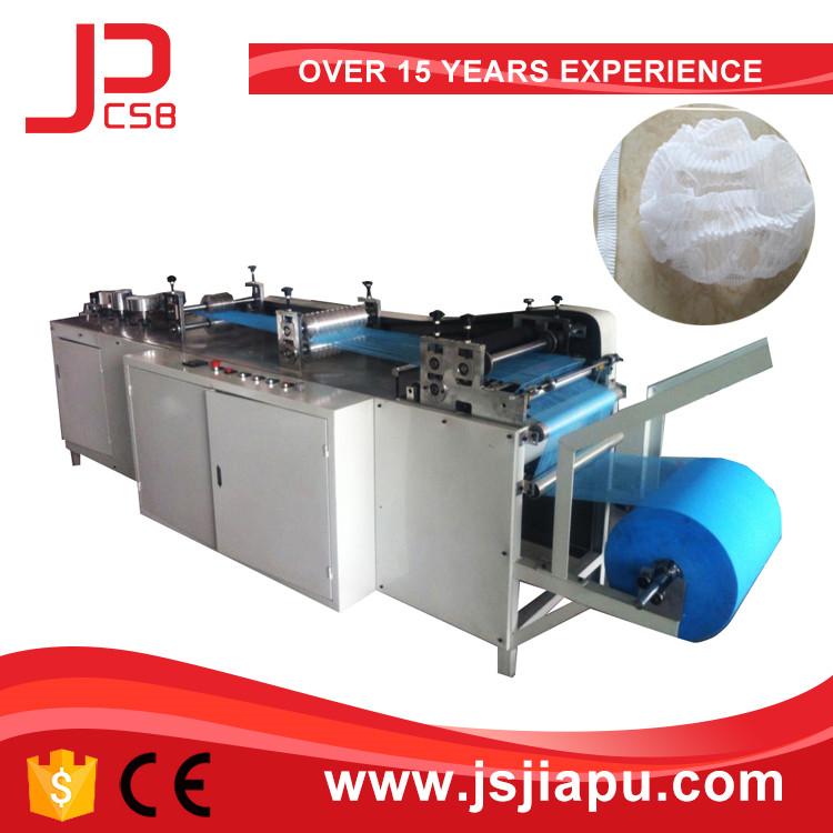 JIAPU Nonwoven Bouffant Cap Machine