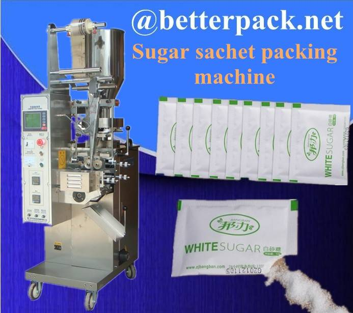 BT-40K automatic sugar sachet packing machine