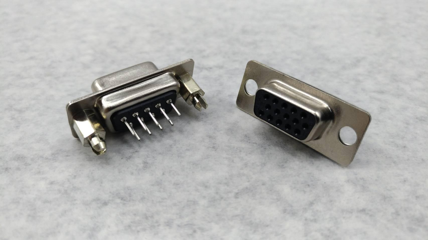 D-SUB PCB 180