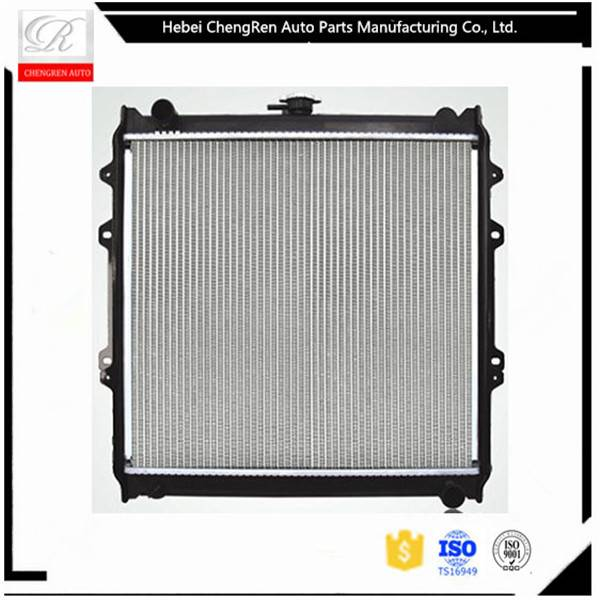 Aluminum Auto Tank Radiator Used For Great Wall Deer 08