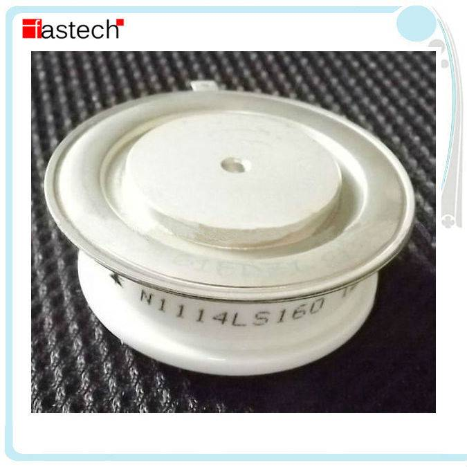 Westcode silicon controlled rectifier N1114LS160