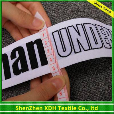 Custom jacquard elastic band underwear Suppliers