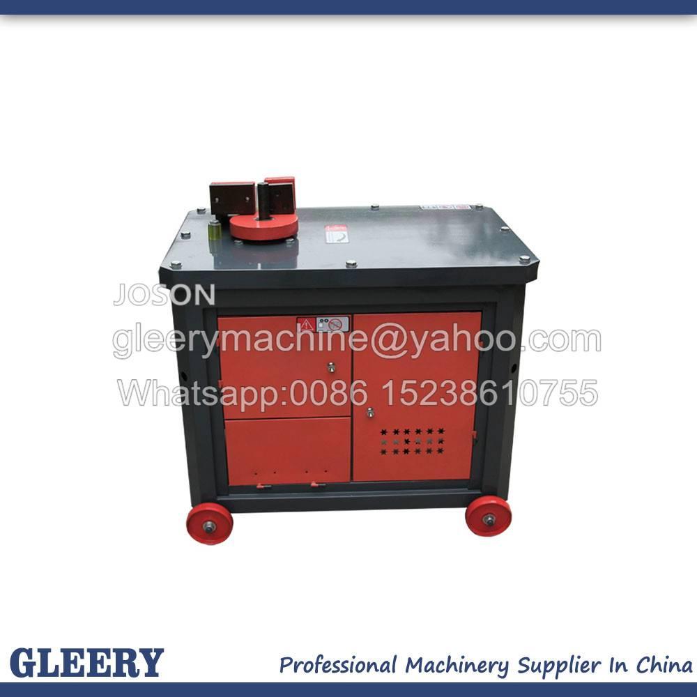 GW28 CNC or Manual Round bar or rebar stirup bending machine