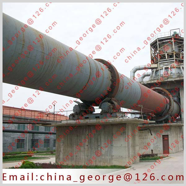 Turnkey Portland Cement Kiln Production Line Project 100-1000TPD Henan