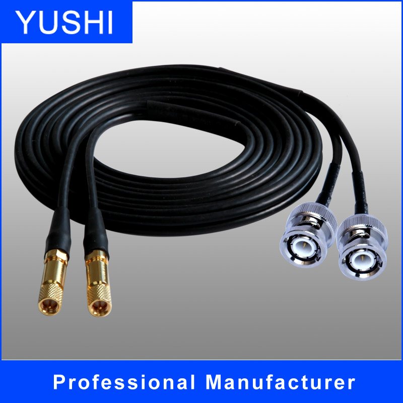 various kinds connectors of cable ultrasound probes lines