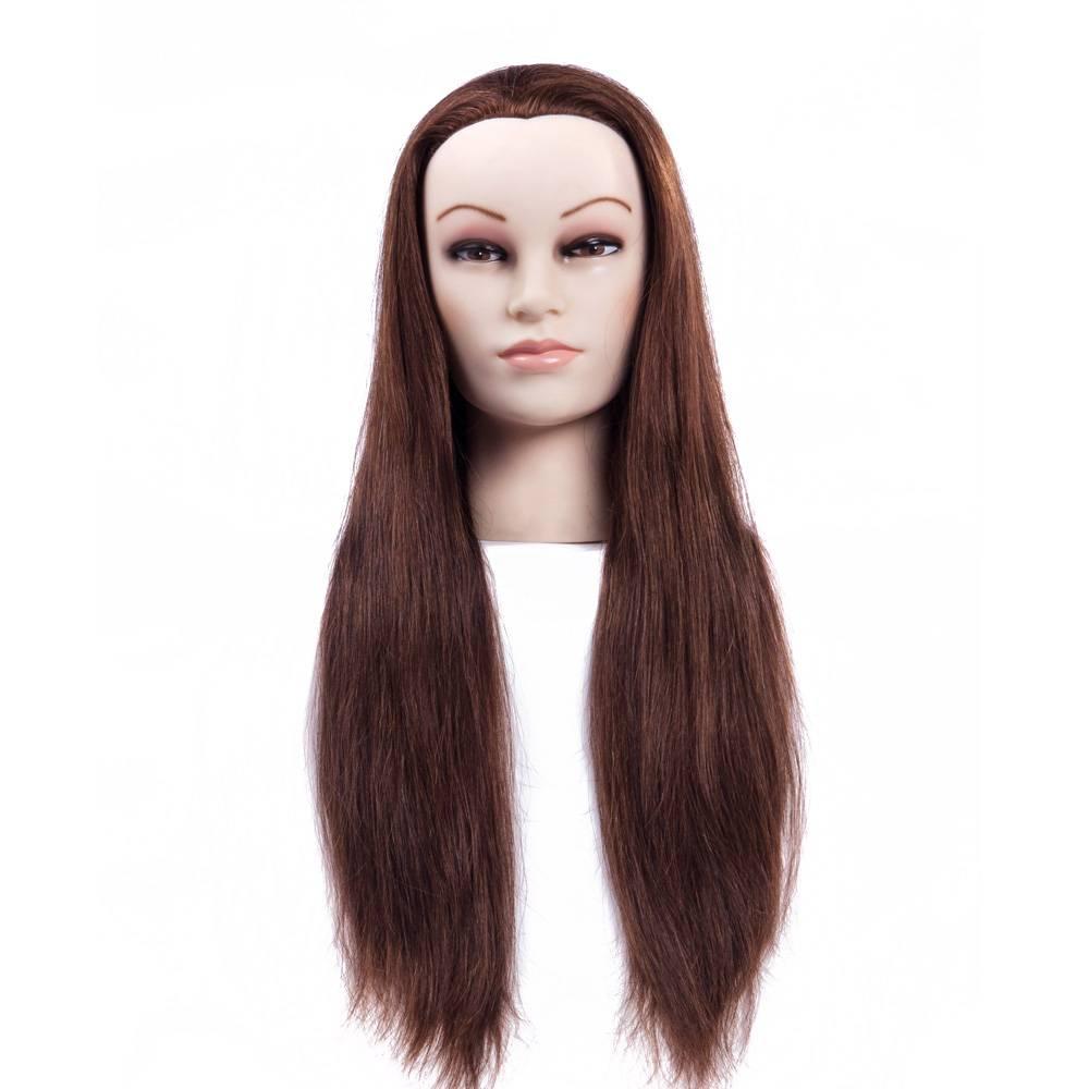 salon hairdresser practice natural hair mannequin training doll head