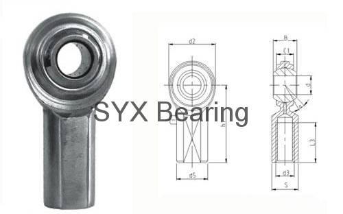 Rod end bearing CF6T