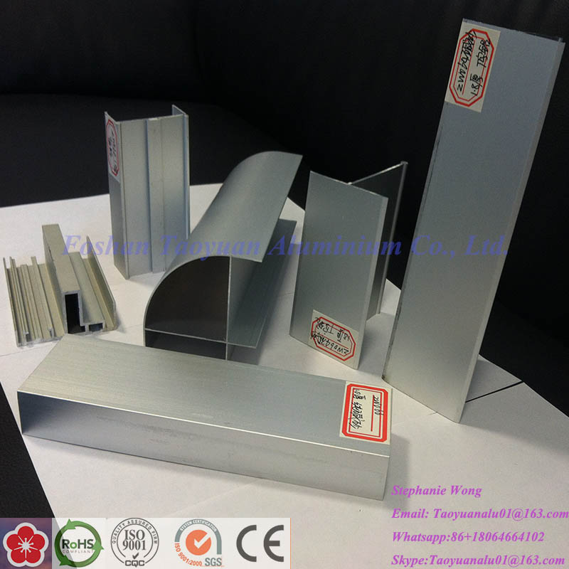 Aluminium Alloy 6000 Series Extruding Anodized Profile