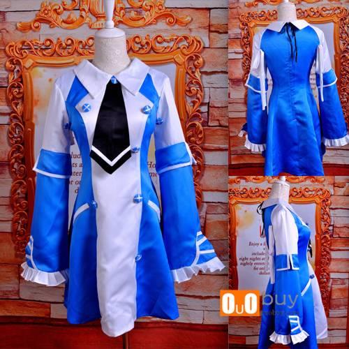 Anime Cosplay Costume Pandora's Heart, Ai Ge Cosplay Costume
