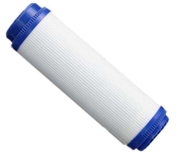 "GAC/UDF Coal Activated Carbon Filter Cartridge 10"" For Drinking Water Treatment"