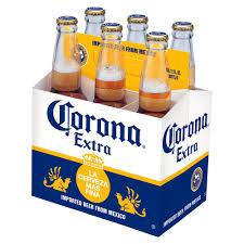 Corona Extra Beer from Mexico