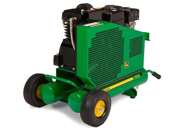 John Deere Air Compressor >> John Deere Ac1 8gs 8gal Portable Gasoline Air Compressor John
