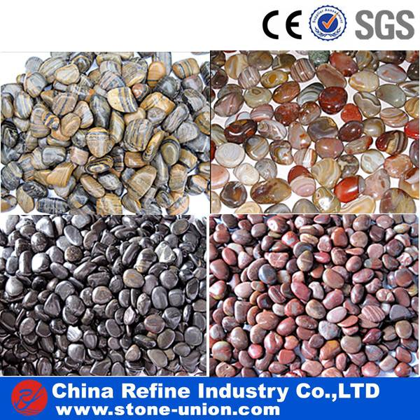 high quality natural pebble stone