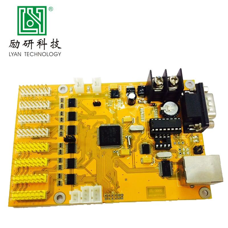 CL3000 -N basic LED control card