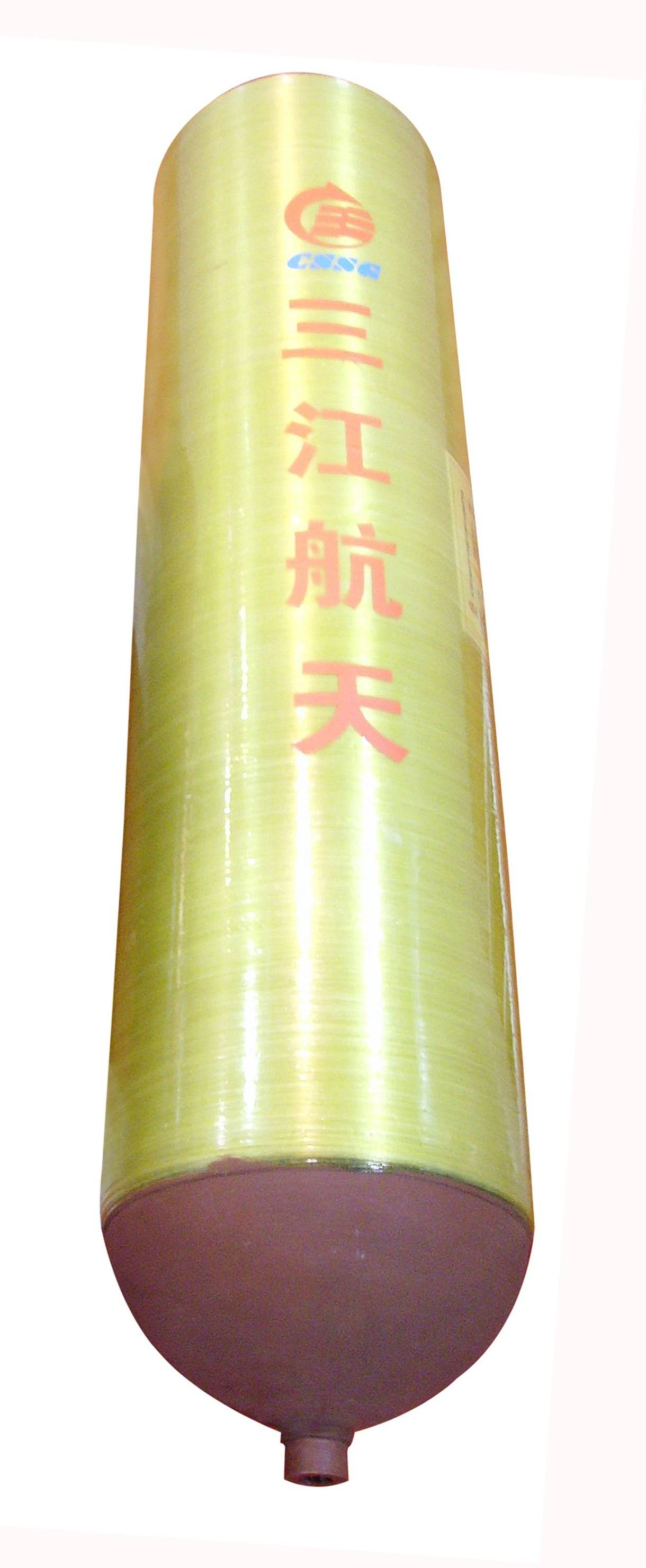 CNG-2 Steel Lined Hoop-wrapped Cylinders for Vehicles