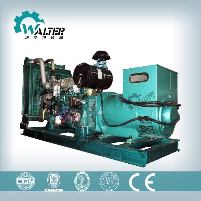 Yuchai 150kva three phase ac brushless synchronous generator