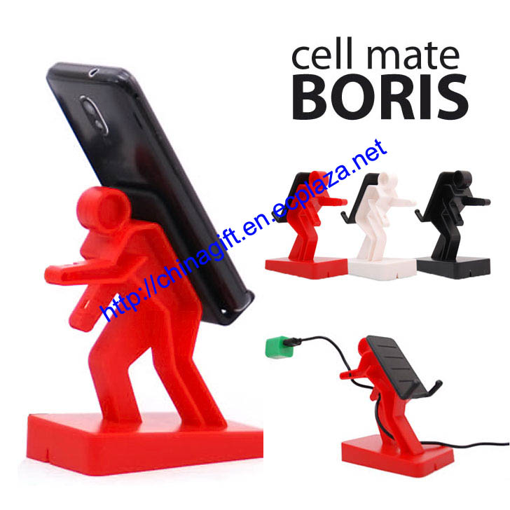 Cell mate Boris smartphone stands smartphone iPhone holder