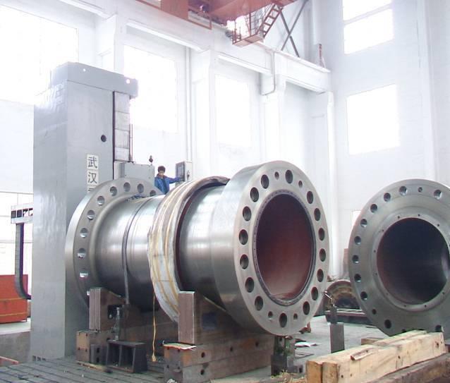 Water turbine shaft(Finish Machine)