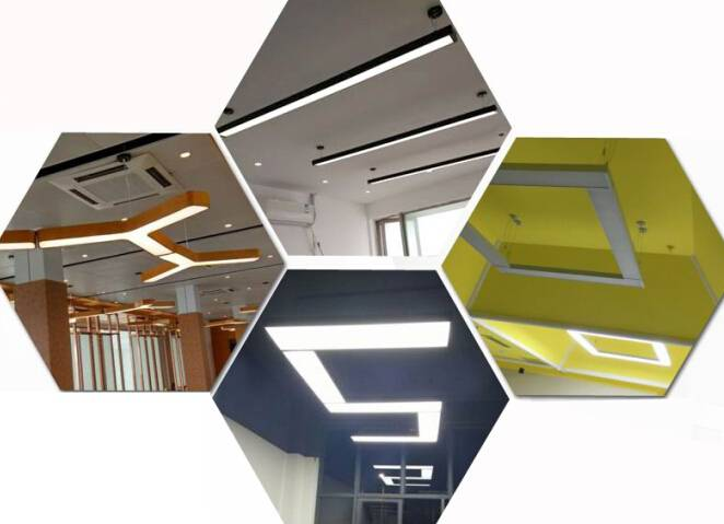 LED Suspended Light