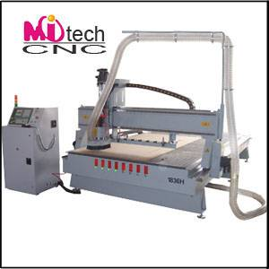 Woodworking machinery with Auto Tool Changer (Mitech1836)