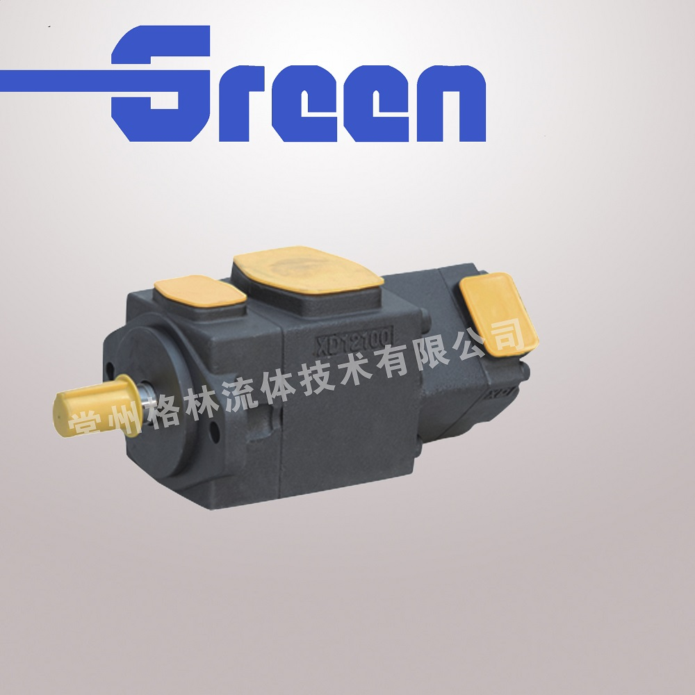 Yuken PV2R series axial piston pump fluid pump hydraulic valves