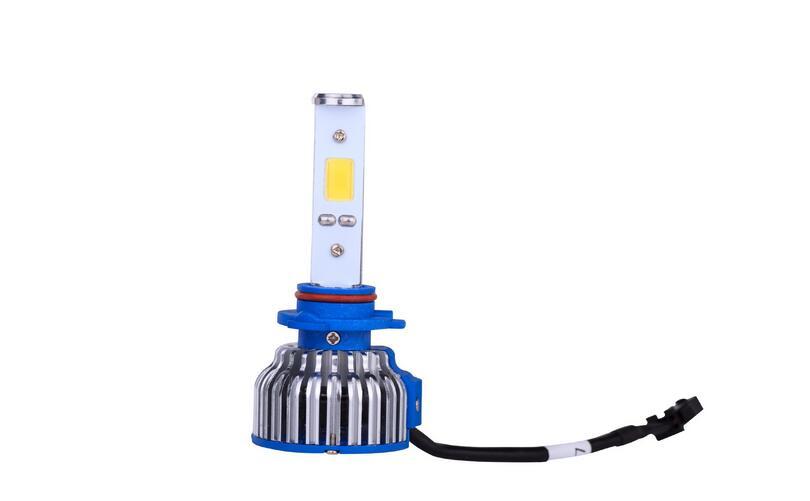 Newest LED H4 12V G7 H8 H11 H16 COB Car LED Headlight