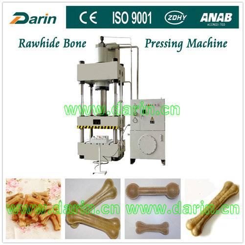 Rawhide Bone Pressing Machine