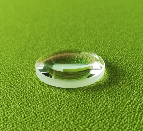 Plano convex lens fused silica laser lenses AR 1064nm