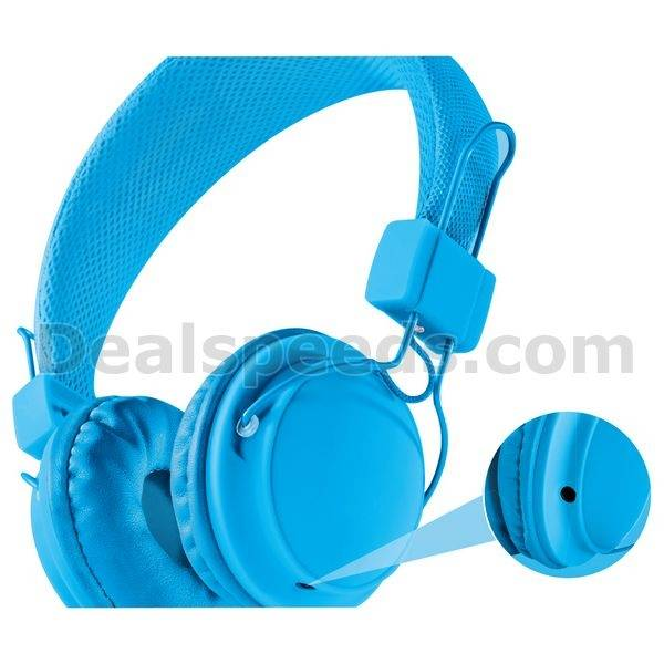 Sound Intone HD850 Hybird Colour Portable 3.5mm Wired Stereo Headset with Mic for Mobiles or Compute