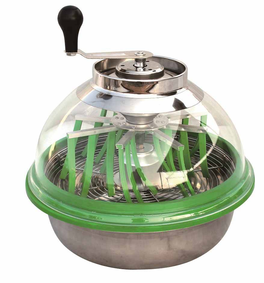 ECO Clear Top Bowl Trimmer Silicon Finger+Mouth