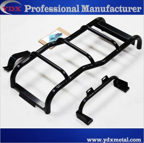 stainless steel car rear door roof ladder