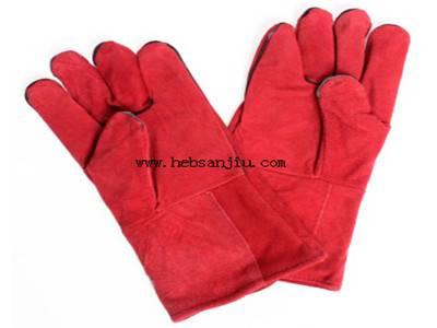 Canvas work glove