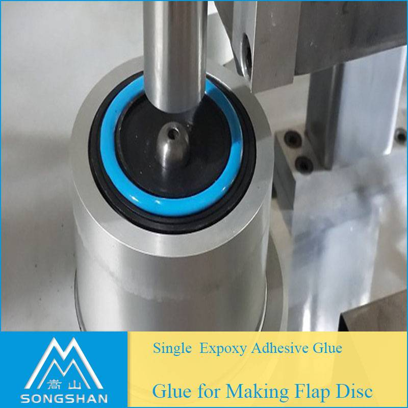 Factory flap disc booding glue for abrasive cloth