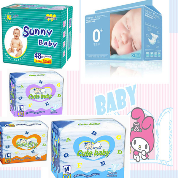 Sell High Quality Diapers Pampers