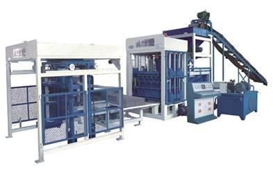 QTJ8-15 Brick Making Machine