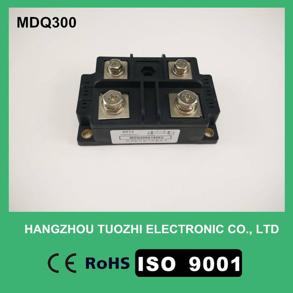 Single phase bridge rectifier module MDQ300A1600V