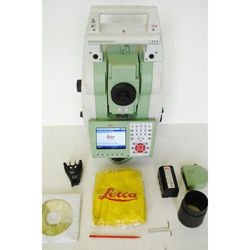 Used Leica Viva TS15 i3 sec R1000 Total Station