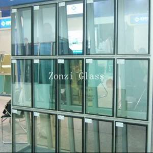 Hot Sale Price Insulated Low-E Glass From China Factory