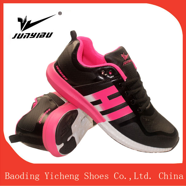 2016 New style customized running Cushion Sport comfortable workout shoes