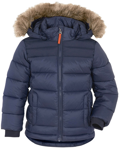 Boys' padded puffer jacket recycled polyester boys puffer jacketwholesale jackets