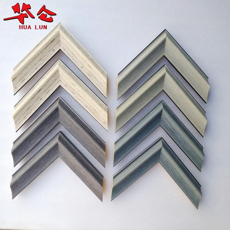 J04542 polystyrene painting frame moulding, plastic oil painting frame moulding