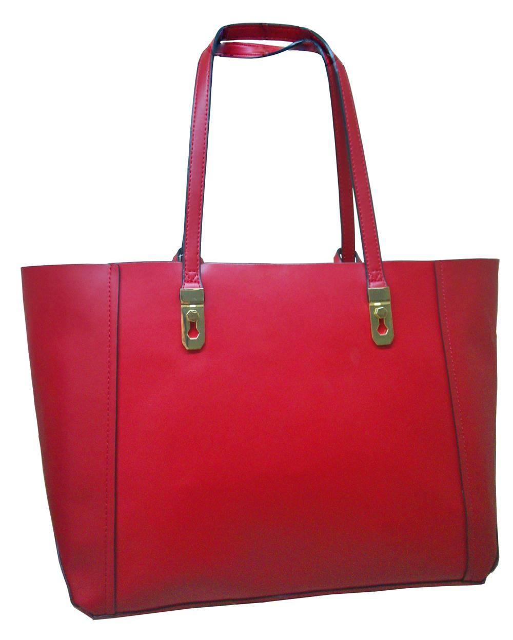 handbags-structured shopper BQ16076