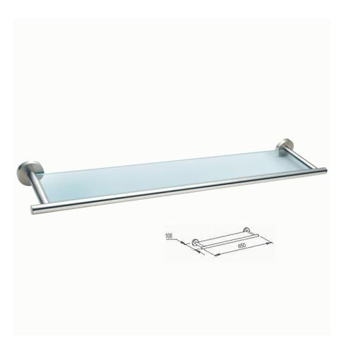 bathroom accessory glass shelf
