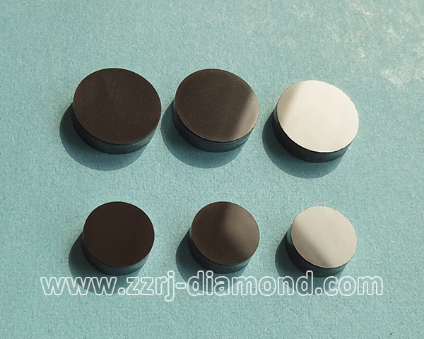 Round polishing surface 1308/1304 PDC Cutters