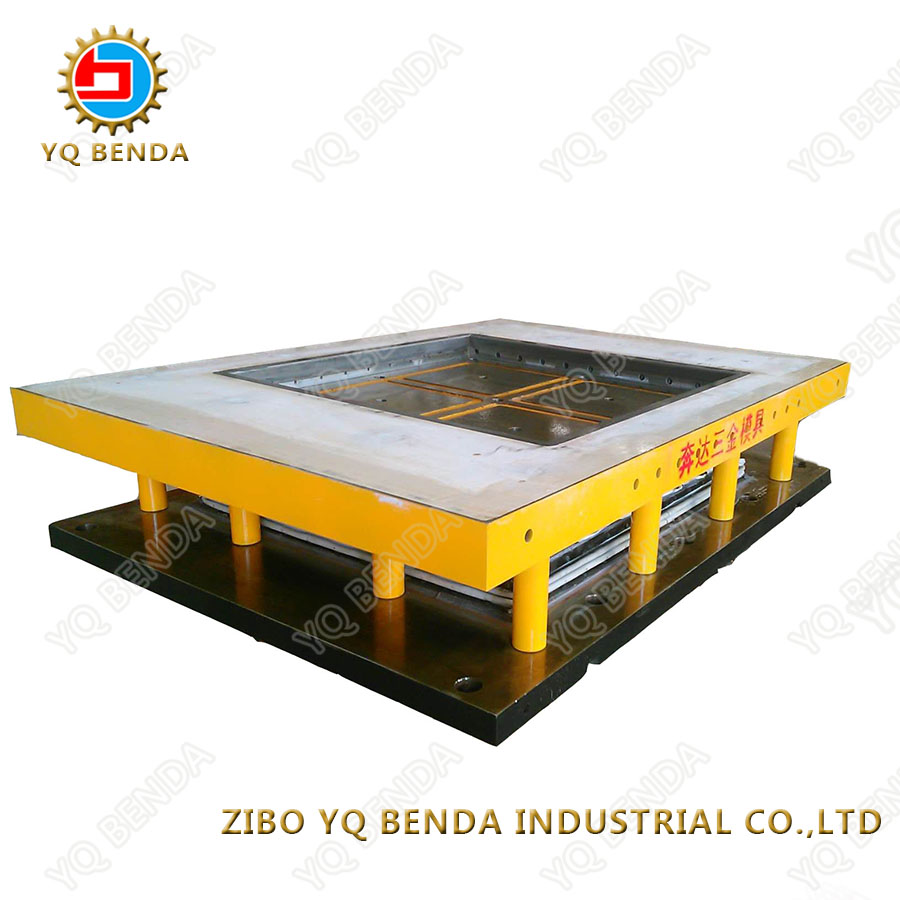 High quality low price steel made ceramic tile mould