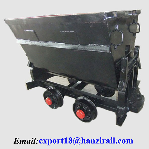 U-Type Dump Mine Cart