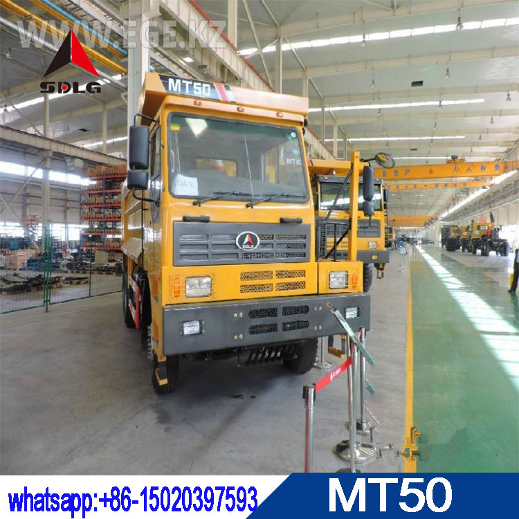 SDLG 50T mining truck MT50 with best quality for sale